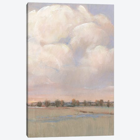 Billowing Clouds I Canvas Print #TOT726} by Tim OToole Canvas Art Print