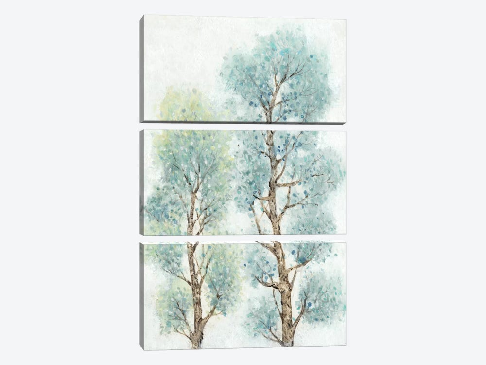 Tranquil Tree Tops II 3-piece Canvas Wall Art