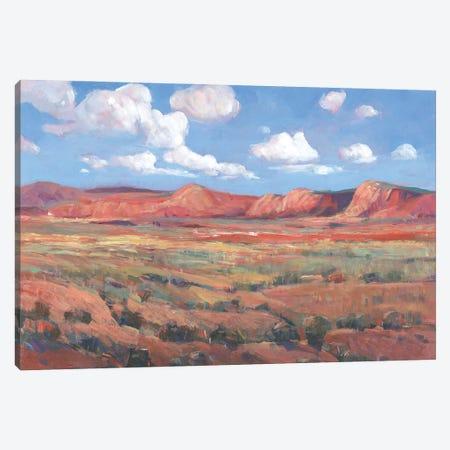 Distant Mesa I Canvas Print #TOT742} by Tim OToole Canvas Artwork