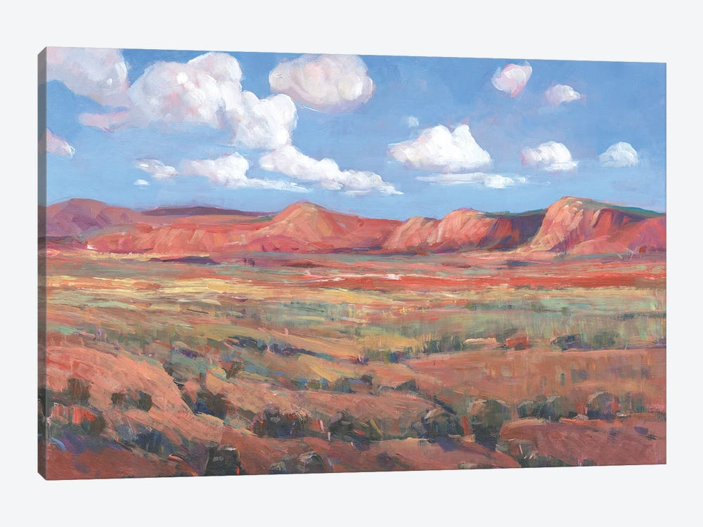 Distant Mesa I by Tim OToole 1-piece Canvas Wall Art