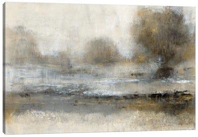 Gilt Landscape I Canvas Art Print