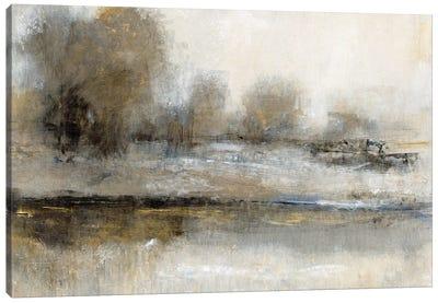 Gilt Landscape II Canvas Art Print