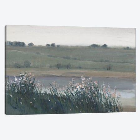 Hazy Morning I Canvas Print #TOT752} by Tim OToole Canvas Art Print