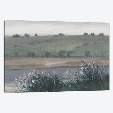 Hazy Morning II Canvas Print #TOT753} by Tim OToole Canvas Art Print