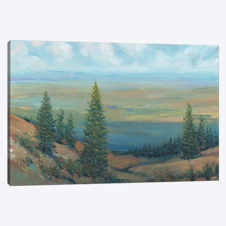 Mountain Top II Canvas Print #TOT754} by Tim OToole Canvas Art