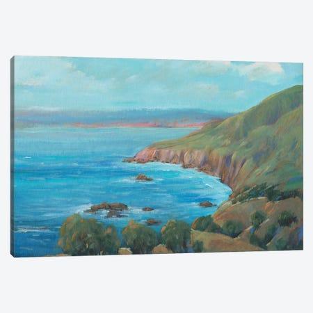 Rocky Coastline I Canvas Print #TOT759} by Tim OToole Art Print