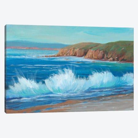 Rocky Coastline II Canvas Print #TOT760} by Tim OToole Canvas Wall Art