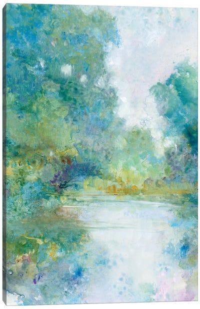 Tranquil Stream I Canvas Art Print