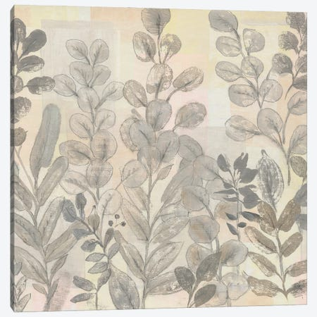 Leaf Pattern I Canvas Print #TOT799} by Tim OToole Canvas Art Print