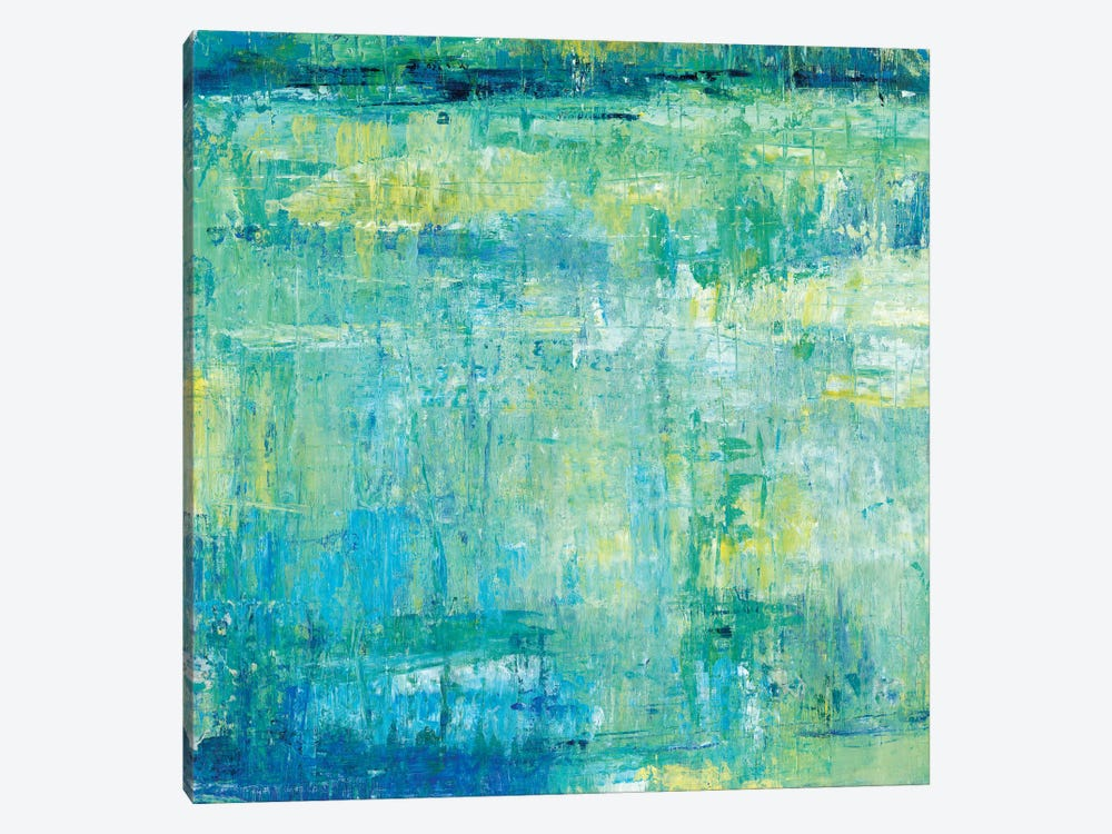 Water Reflection I by Tim OToole 1-piece Canvas Art Print
