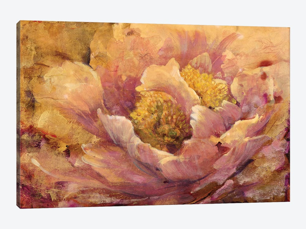 Floral In Bloom I by Tim OToole 1-piece Canvas Art