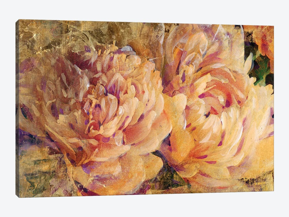 Floral In Bloom III by Tim OToole 1-piece Canvas Artwork