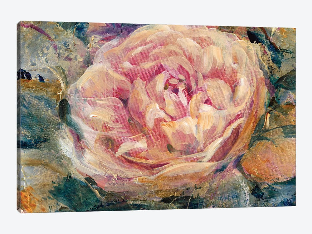 Floral In Bloom IV by Tim OToole 1-piece Canvas Art Print