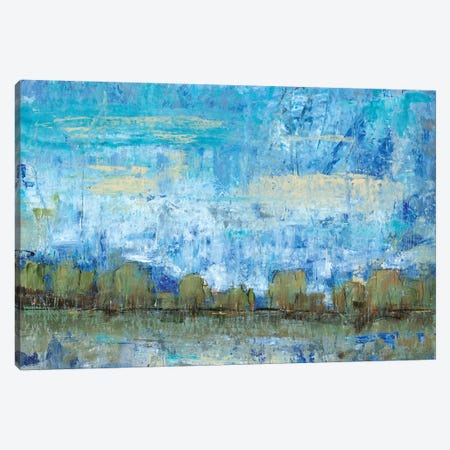 Forest Edge II Canvas Print #TOT99} by Tim OToole Canvas Wall Art
