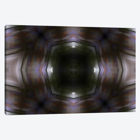 Light Waves Canvas Print #TPS12} by 5by5collective Canvas Artwork