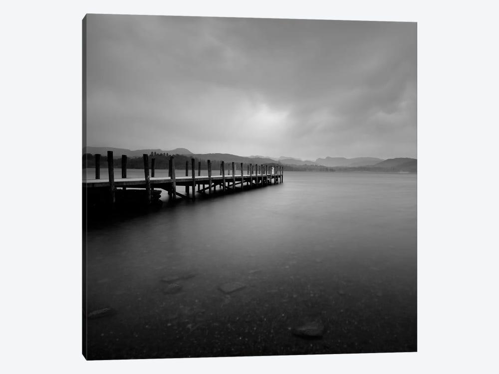 Lakeside Pier V by Tom Quartermaine 1-piece Canvas Artwork