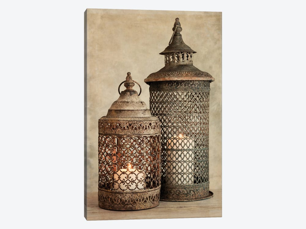 2 Lanterns I by Tom Quartermaine 1-piece Canvas Art Print