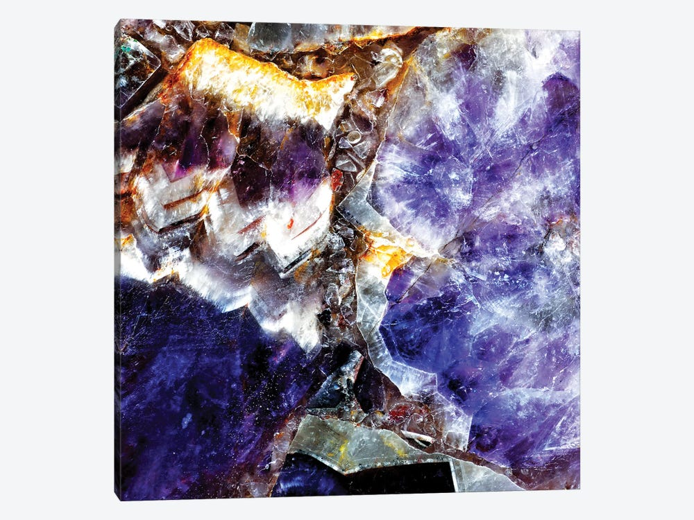 Close-Up Of Gems by Tom Quartermaine 1-piece Canvas Artwork