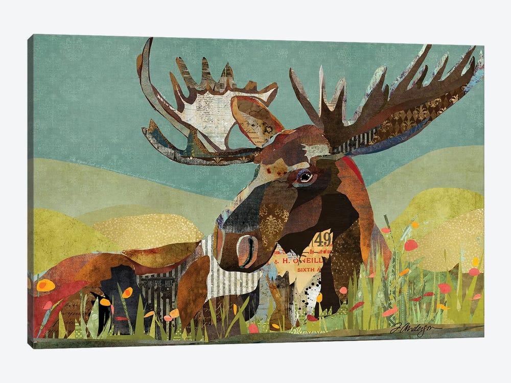 Sunbathing Beast by Traci Anderson 1-piece Canvas Art