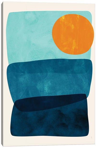 Kahuna Canvas Art Print
