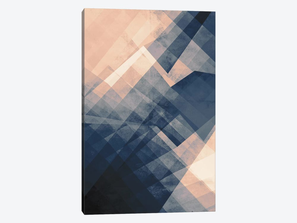 Convergence by Tracie Andrews 1-piece Canvas Art