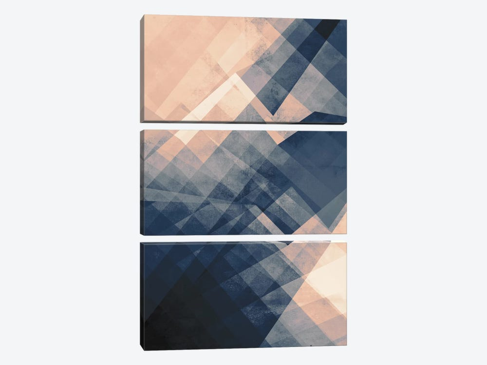 Convergence by Tracie Andrews 3-piece Canvas Artwork