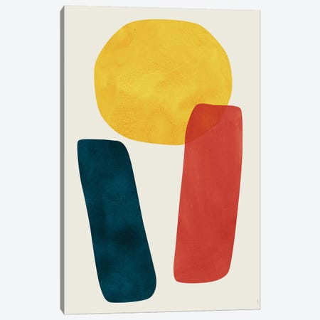 Strata Canvas Print #TRC120} by Tracie Andrews Art Print
