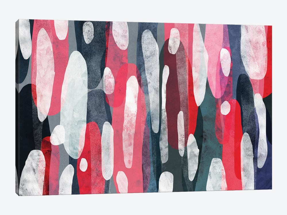The Space In-Between by Tracie Andrews 1-piece Canvas Wall Art