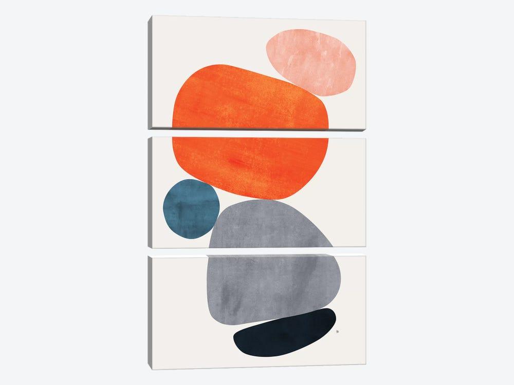 Balance III by Tracie Andrews 3-piece Canvas Art Print