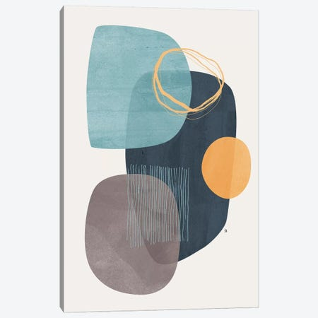 Cyra Canvas Print #TRC127} by Tracie Andrews Canvas Artwork