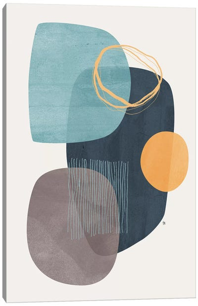 Cyra Canvas Art Print