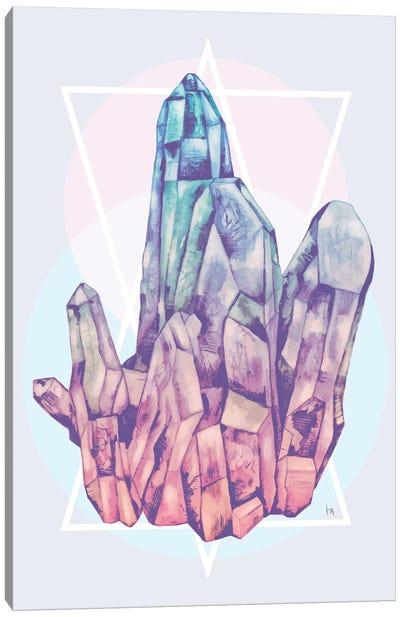 Crystalline I Canvas Print #TRC12