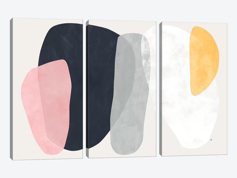 Auros by Tracie Andrews 3-piece Canvas Art Print