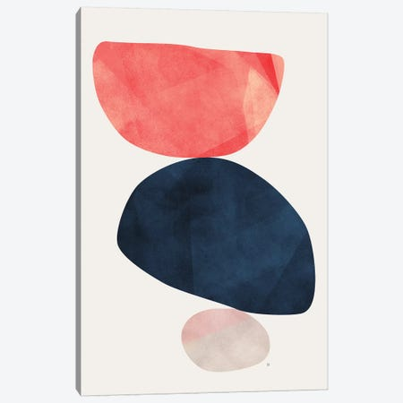 Balance II Canvas Print #TRC133} by Tracie Andrews Canvas Art