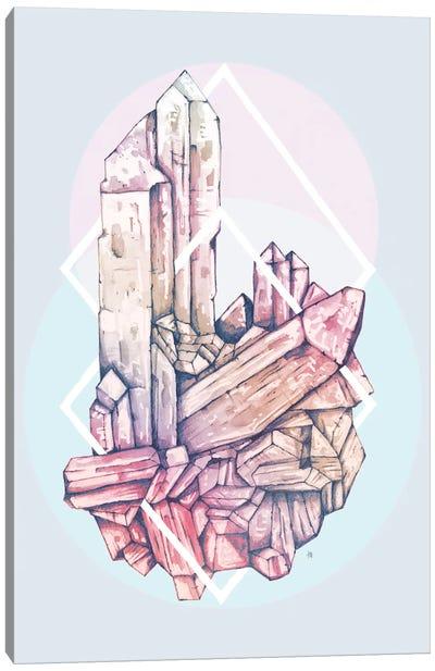 Crystalline II Canvas Print #TRC13