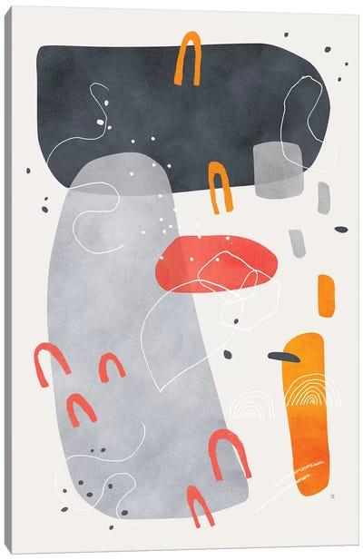 Mako Canvas Art Print