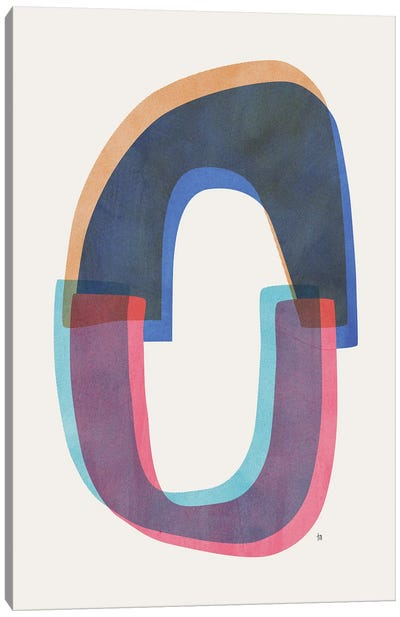 Portal Canvas Art Print