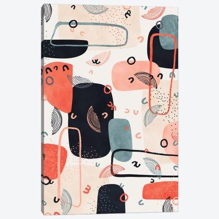 Versa Canvas Print #TRC160} by Tracie Andrews Canvas Print