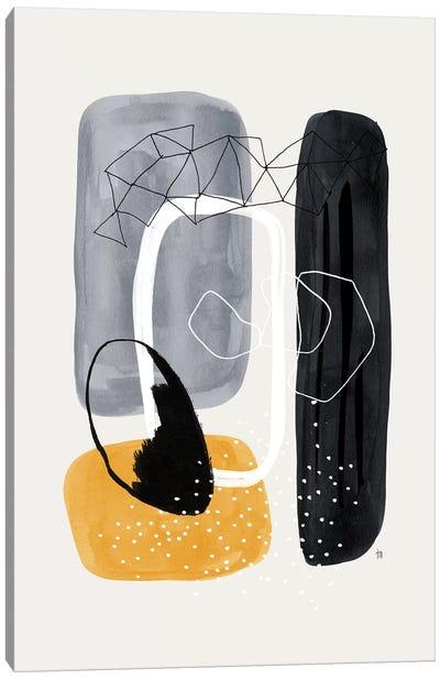 Tauri Canvas Art Print