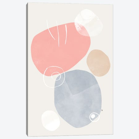 Ela Canvas Print #TRC168} by Tracie Andrews Canvas Print