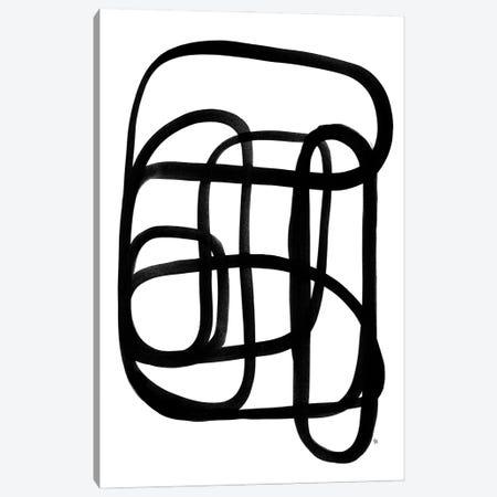 Miya Canvas Print #TRC169} by Tracie Andrews Art Print
