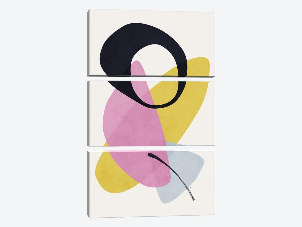 Kiri by Tracie Andrews 3-piece Canvas Art