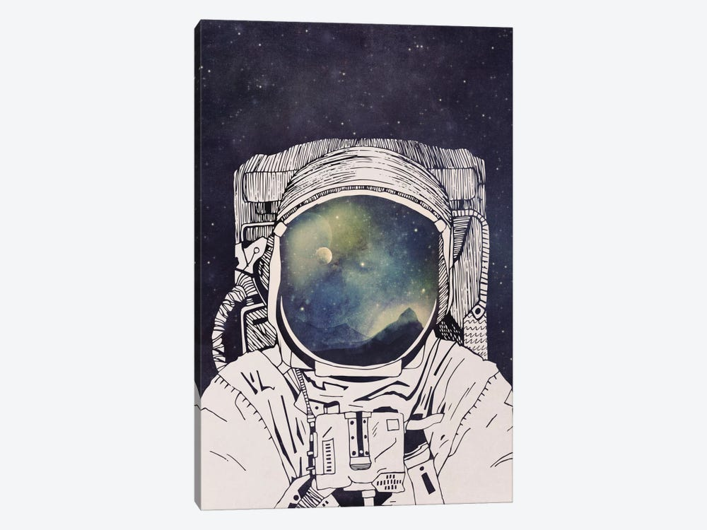 Dreaming Of Space by Tracie Andrews 1-piece Canvas Art