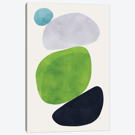 Balance V Canvas Print #TRC180} by Tracie Andrews Art Print