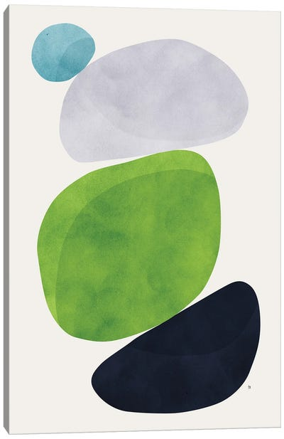 Balance V Canvas Art Print