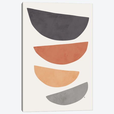 Balance VIII Canvas Print #TRC183} by Tracie Andrews Canvas Art Print