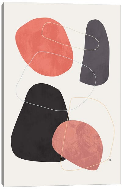 Teya Canvas Art Print
