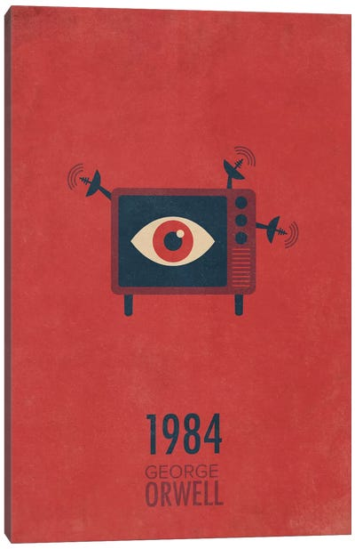 1984 Canvas Print #TRC1