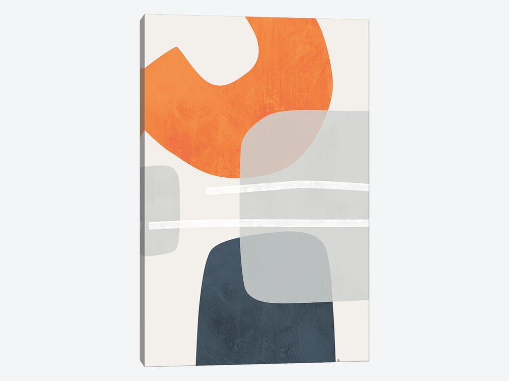 Rift by Tracie Andrews 1-piece Canvas Artwork