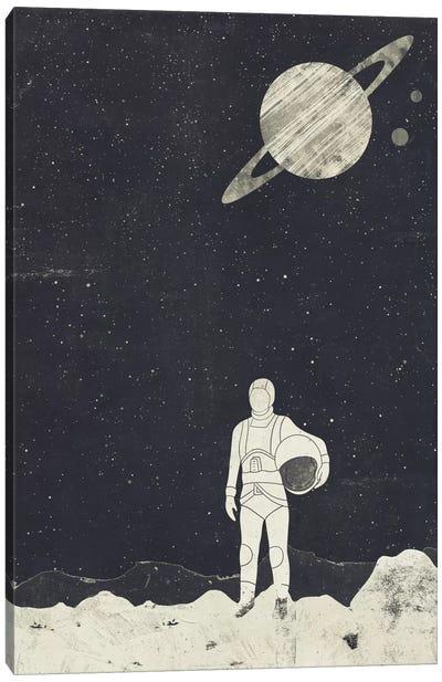 Explorer Canvas Art Print